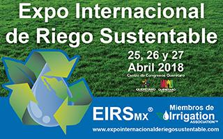 Expo Internacional de Riego Sustentable